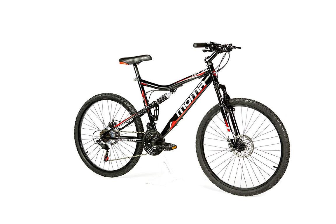 "Baazr - Bicicletta Mountainbike 26"" BTT SHIMANO"