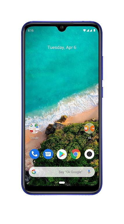 Xiaomi Mi A3 4GB 64GB EU Version - Blue | Asta online sicura e affidabile su Baazr