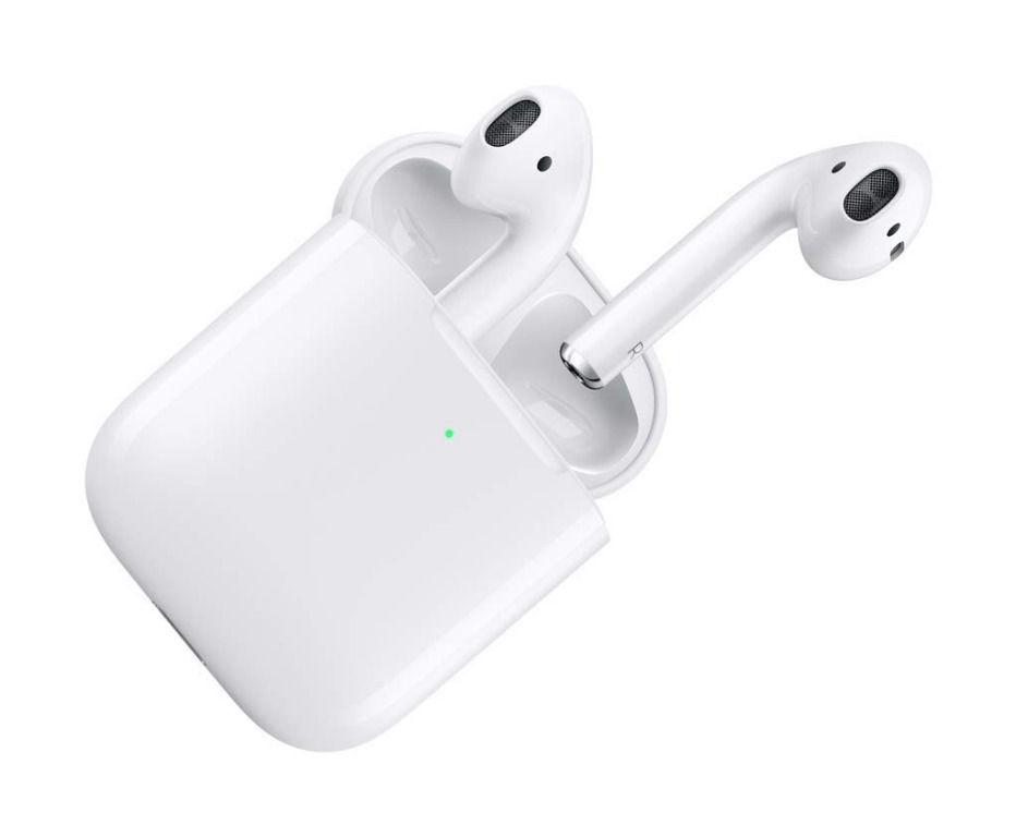 Apple AirPods + custodia ricarica wireless | Asta online sicura e affidabile su Baazr