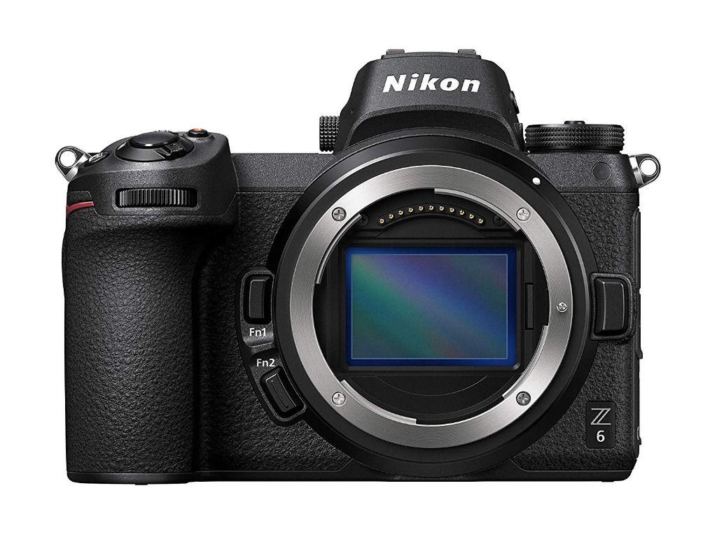Nikon Z6 + FTZ Mount Adattatore Fotocamera Mirrorless Full Frame | Asta online sicura e affidabile su Baazr