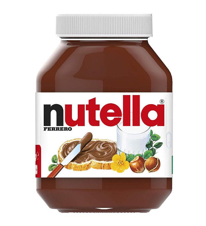 4 Barattoli di Nutella  da 925g | Asta online sicura su Baazr
