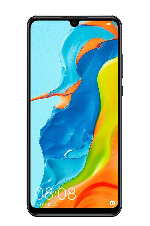 "Huawei P30 Lite Midnight Black 6.15"" 4gb/128gb Dual Sim | Asta online sicura e affidabile su Baazr"