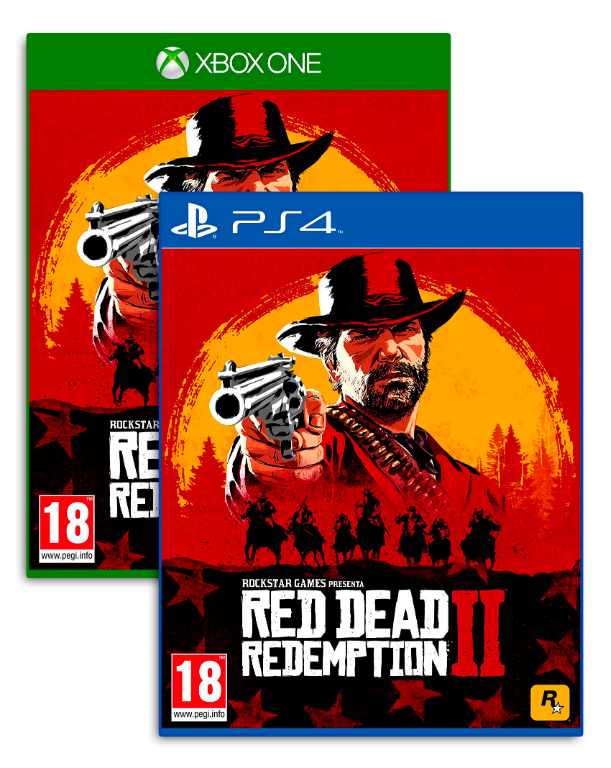 Baazr - Red Dead Redemption II - PS4 - XBOX ONE