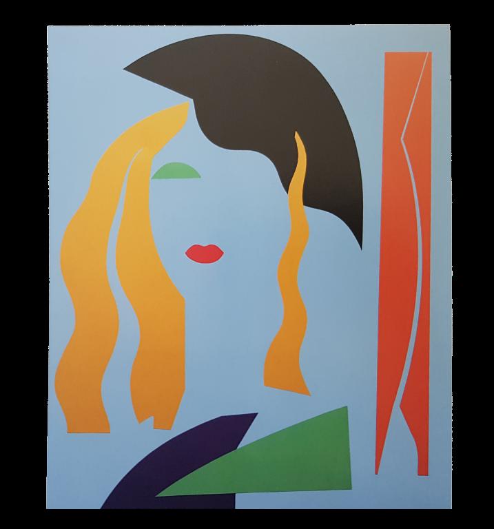 Baazr - CLAPS - Luce - Collage su Tela