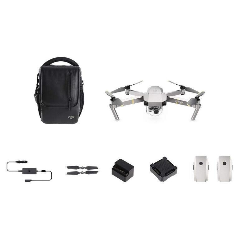 Baazr - Drone DJI Mavic Pro Platinum Fly (Versione EU)