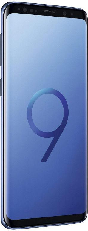 "Samsung Galaxy S9 Blu/Coral Blue Display 5.8"" - 64 GB | Asta online sicura e affidabile su Baazr"