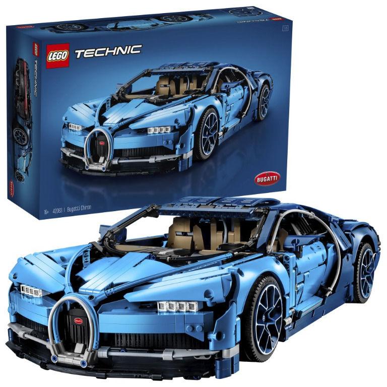 Lego Technic Bugatti | Asta online sicura e affidabile su Baazr