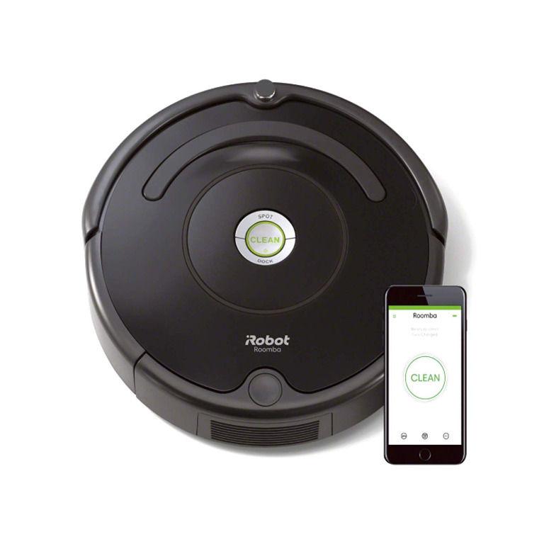 Baazr - iRobot Roomba 671 Robot aspirapolvere con connessione WiFi