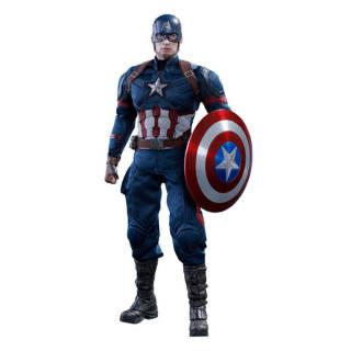 Action Figure - Captain America - Captain America Civil War   asta online sicura e affidabile su Baazr