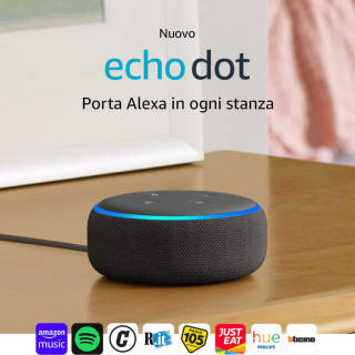 Alexa - Echo Dot (terza gen) | asta online sicura e affidabile su Baazr