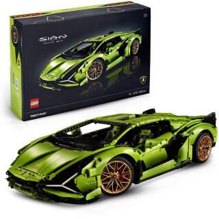 LEGO Technic - Lamborghini Sián FKP 37 - 42115 | asta online sicura e affidabile su Baazr