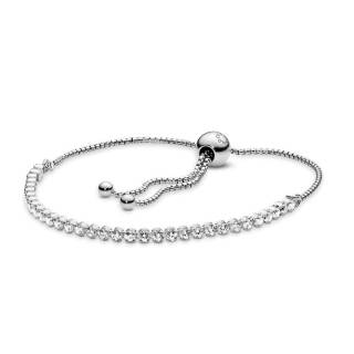 Pandora 590524CZ - Bracciale da donna con cinturino scintillante   asta online sicura e affidabile su Baazr