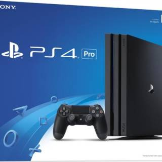 Baazr - Play Station 4 Pro 1TB