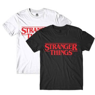 Baazr - ARTIST T-Shirt Stranger Things Unisex