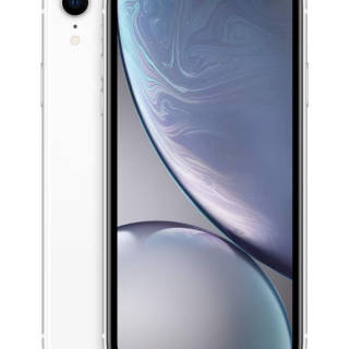 Baazr - Apple iPhone XR (64GB) - Bianco