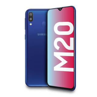 Baazr - Samsung Galaxy M20 Blu