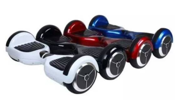 Baazr - Smart Balancepedana elettrica (Hoverboard) 2 RUOTE