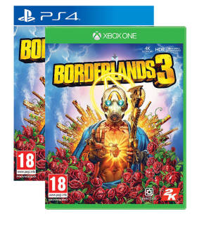 Baazr - Borderlands 3 - PS4 - Xbox One