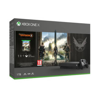 Baazr - Xbox One X 1TB + Tom Clancy's The Division 2