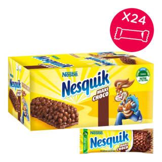 Nesquik Cereali MAXICHOCO 24 Pezzi | Asta online sicura su Baazr