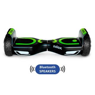Nilox Doc 2 Hoverboard Plus | Asta online sicura e affidabile su Baazr