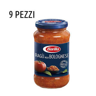 Barilla - Sugo Ragù alla Bolognese - Senza Glutine - 9 pezzi x400g | Asta online sicura su Baazr