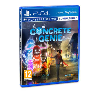 Concrete Genie - PlayStation 4 compatibile con PlayStation VR | Asta online sicura su Baazr