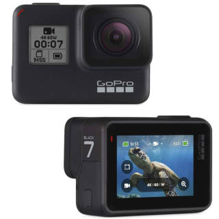 GoPro hero7 Black - Live streaming 12MP | Asta online sicura su Baazr