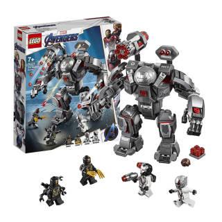 Lego Super Heroes War Machine Buster | Asta online sicura su Baazr