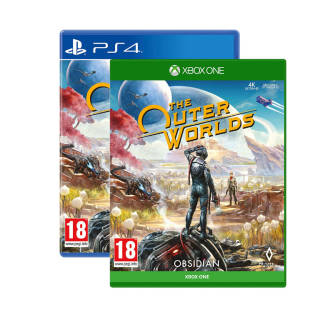 The Outer Worlds - PlayStation 4 e XBOX ONE | Asta online sicura su Baazr