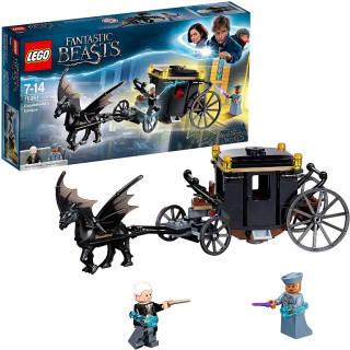 LEGO Harry Potter Fuga di Grindelwald - 75951 | Asta online sicura e affidabile su Baazr