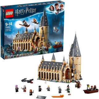 Lego Harry Potter - La Sala Grande di Hogwarts - 75954 | Asta online sicura e affidabile su Baazr