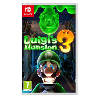 Luigi's Mansion 3 - Nintendo Switch | Asta online sicura e affidabile su Baazr