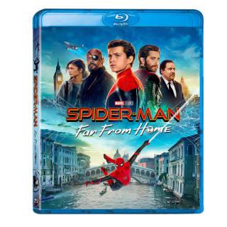 Spider-Man: Far From Home Blu-ray   Asta online sicura e affidabile su Baazr