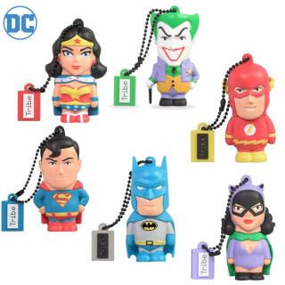 2 Chiavette USB 16 GB personaggi DC | Asta online sicura e affidabile su Baazr