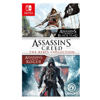 Assassin's Creed Rebel Collection - Nintendo Switch | Asta online sicura e affidabile su Baazr