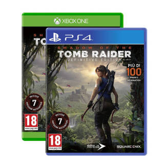 Shadow of The Tomb Raider Definitive Edition - Complete - PlayStation 4 - Xbox one | Asta online sicura e affidabile su Baazr