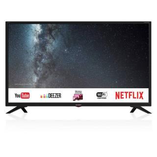 Sharp Aquos Smart TV 32 HD - LC-32HI5332E | Asta online sicura e affidabile su Baazr