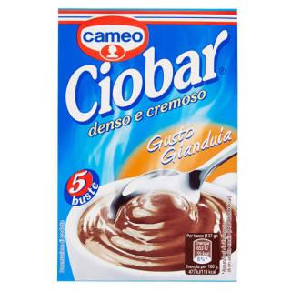 Ciobar - Denso e Cremoso al Gusto Gianduia - 10 confezioni da 125g | Asta online sicura e affidabile su Baazr