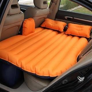 Baazr - Materasso Letto Gonfiabile Airbed Auto Sedile Posteriore Macchina Con Pompa DS