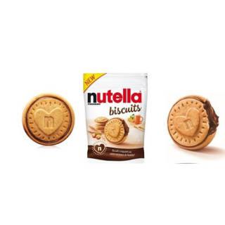 Nutella Biscuit 3 Confezioni | Asta online sicura e affidabile su Baazr