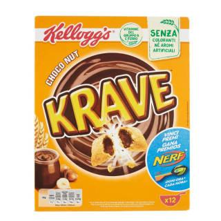 Kellogg's Krave Cereali al Cioccolato - 9 confezioni da 375 gr | Asta online sicura e affidabile su Baazr