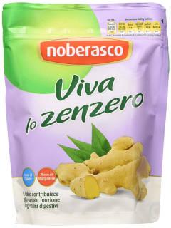 Noberasco Viva lo Zenzero - 8 Confezioni da 200g | Asta online sicura e affidabile su Baazr