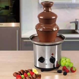 Fontana cioccolato in acciaio INOX - Clatronic SKB   Asta online sicura e affidabile su Baazr