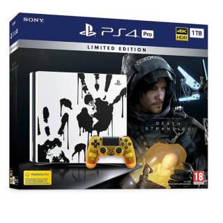 PS4 Pro 1TB + Death Stranding - Limited Edition | Asta online sicura e affidabile su Baazr