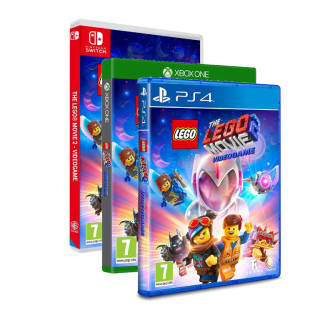 The Lego Movie 2 Videogame - Nintendo Switch - PlayStation 4 - xbox one | Asta online sicura e affidabile su Baazr