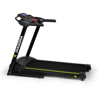 Tapis Roulant - Diadora Fitness Edge 1.6 Dark 2Hp - 16 km/h | Asta online sicura e affidabile su Baazr
