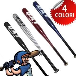 """Baazr - Mazza Da Baseball Softball Alluminio 76cm 30"""" Mazze Sport Softball"""