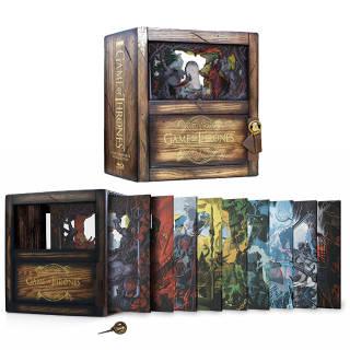 Il Trono di Spade 1 - 8 - Limited Edition - Blu-ray   Asta online sicura e affidabile su Baazr