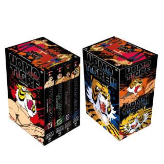 Uomo Tigre-La Serie Completa-Esclusiva Amazon Box Set - 29 DVD | Asta online sicura e affidabile su Baazr